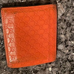 Gucci Limited Edition Bi-fold Men's Wallet